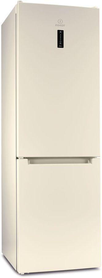 Холодильник INDESIT DF 5180 E,  двухкамерный, бежевый