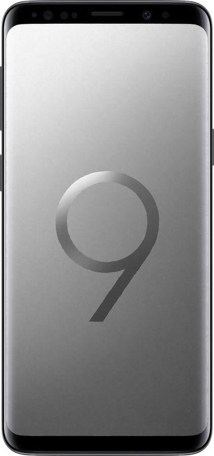 Смартфон SAMSUNG Galaxy S9 64Gb,  SM-G960F,  титан