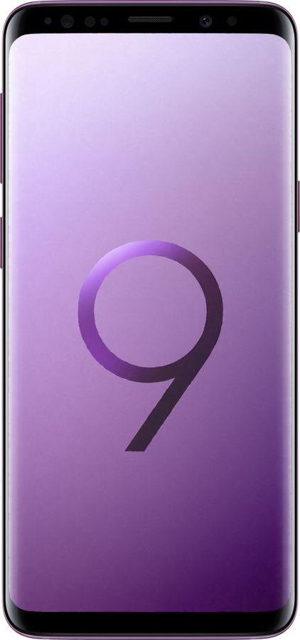 Смартфон SAMSUNG Galaxy S9 64Gb,  SM-G960F,  фиолетовый