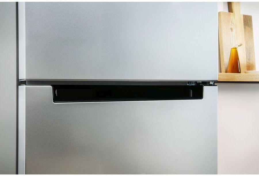 Холодильник INDESIT DS 4200 SB,  двухкамерный, серебристый