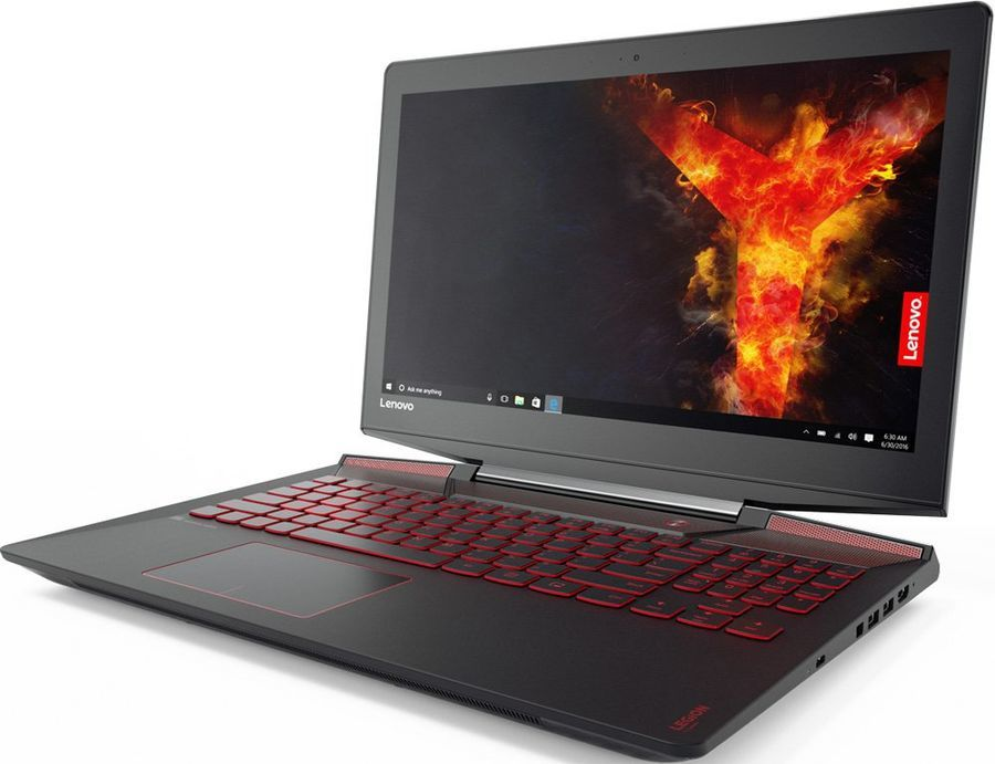 Ноутбук LENOVO Legion Y720-15IKB, 15.6, Intel Core i7 7700HQ 2.8ГГц, 16Гб, 1000Гб, 256Гб SSD, nVidia GeForce GTX 1060 - 6144 Мб, Windows 10, 80VR008FRK, черныйНоутбуки<br>экран: 15.6;  разрешение экрана: 1920х1080; тип матрицы: IPS; процессор: Intel Core i7 7700HQ; частота: 2.8 ГГц (3.8 ГГц, в режиме Turbo); память: 16384 Мб, DDR4; HDD: 1000 Гб, 5400 об/мин; SSD: 256 Гб; nVidia GeForce GTX 1060 - 6144 Мб; WiFi;  Bluetooth; HDMI; WEB-камера; Windows 10<br><br>Линейка: Legion