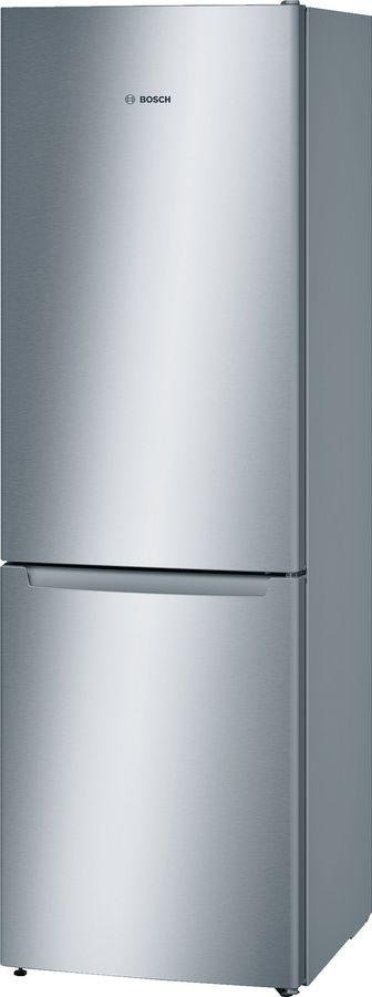 Холодильник BOSCH KGN36NL2AR,  двухкамерный, нержавеющая сталь