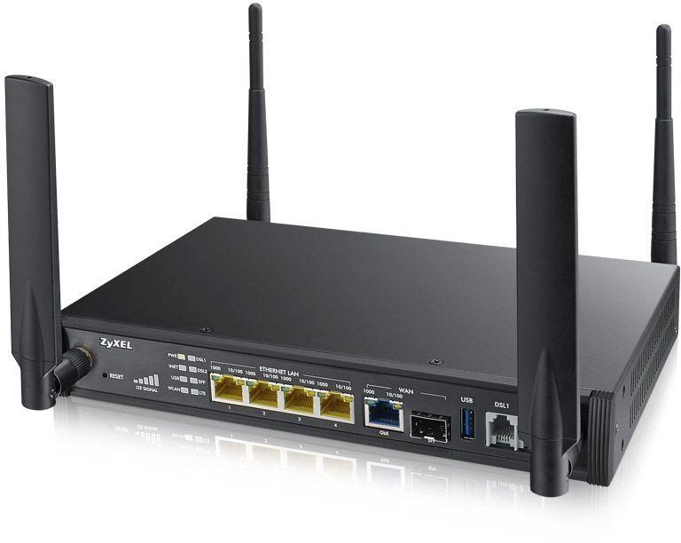 Беспроводной маршрутизатор ZYXEL SBG3600-N000,  ADSL2+,  черный [sbg3600-n000-eu01v1f]