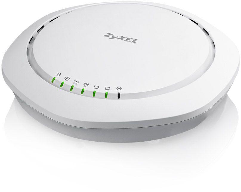 Точка доступа ZYXEL WAC6502D-S,  белый [wac6502d-s-eu0101f]