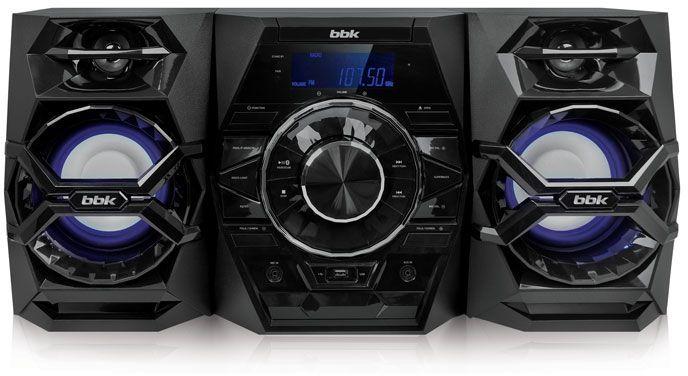 Купить Музыкальный центр BBK AMS117BT, черный по выгодной цене в ... df052c3b6d6