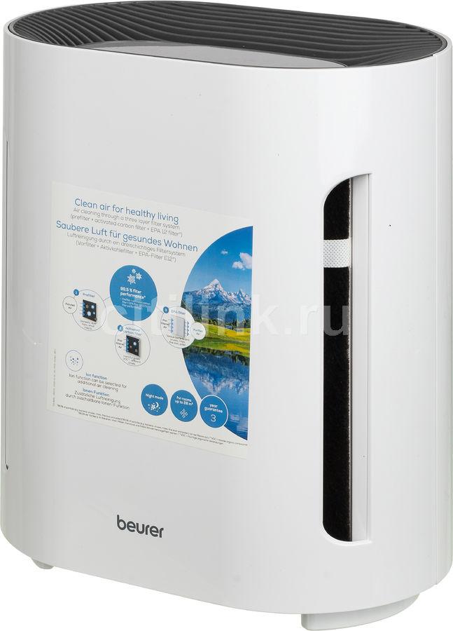 Воздухоочиститель BEURER LR200,  белый [660.02]