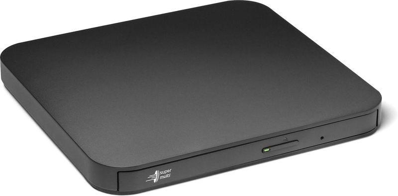 Оптический привод DVD-RW LG GP90NB70, внешний, USB, черный,  Ret