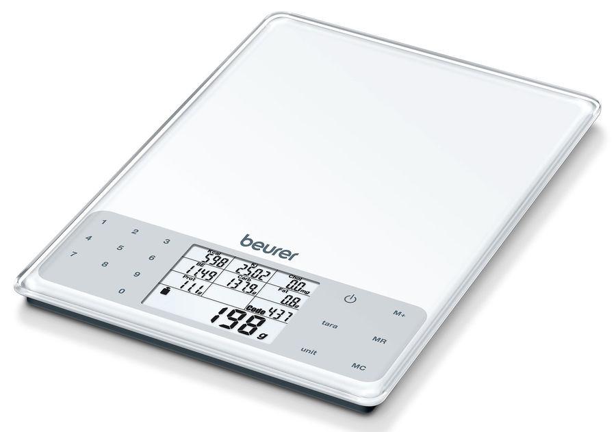 Весы кухонные BEURER DS61,  белый