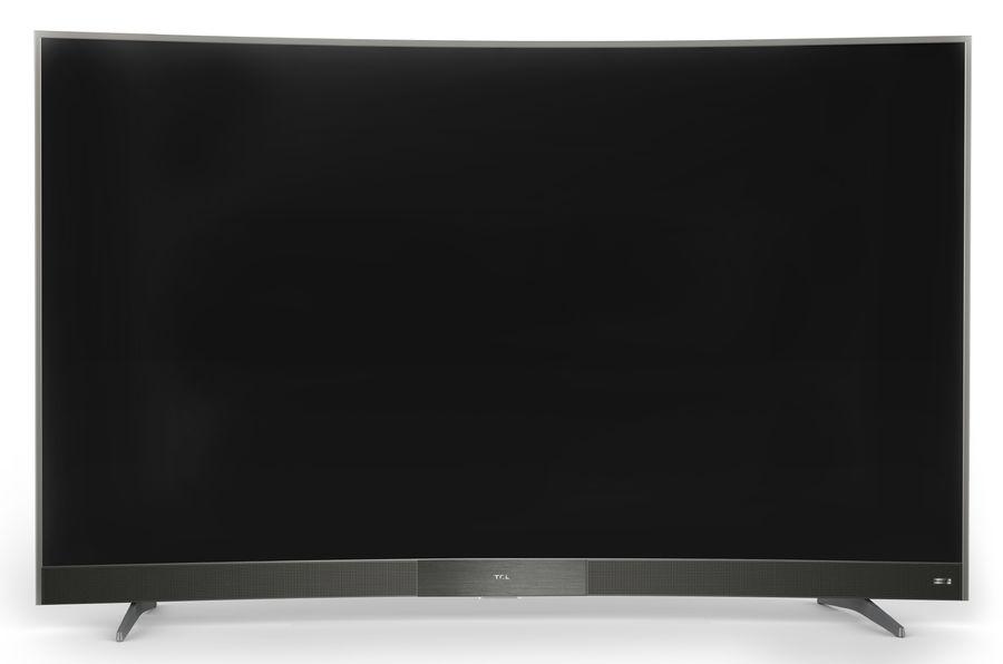 TCL L55P3CUS LED телевизор