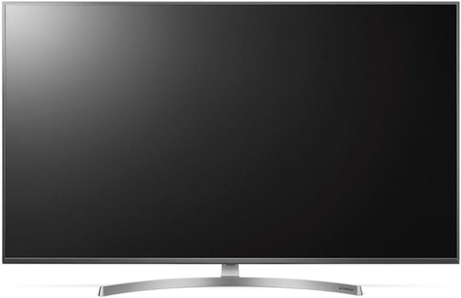 "LED телевизор LG 65SK8100PLA  ""R"", 65"", Ultra HD 4K (2160p),  черный/ серебристый"
