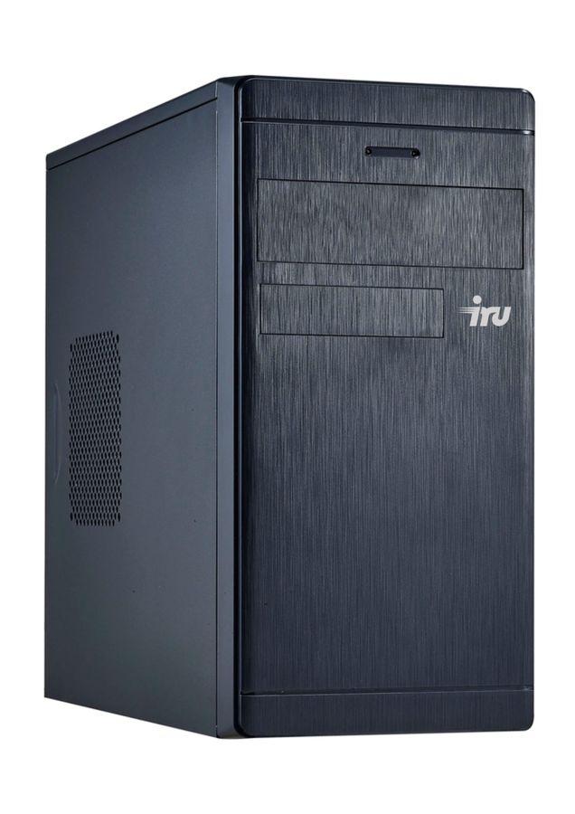 Компьютер  IRU Office 313,  Intel  Core i3  4170,  DDR3 4Гб, 500Гб,  Intel HD Graphics 4400,  Free DOS,  черный [1048634]