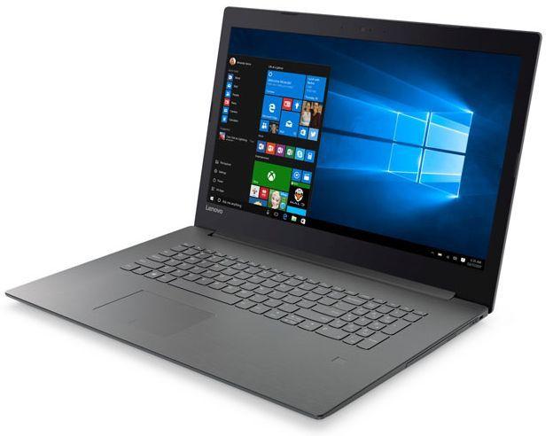 "Ноутбук LENOVO V320-17IKB, 17.3"",  Intel  Pentium  4415U 2.3ГГц, 4Гб, 500Гб,  Intel HD Graphics  610, DVD-RW, Windows 10 Home, 81AH002LRK,  серый"