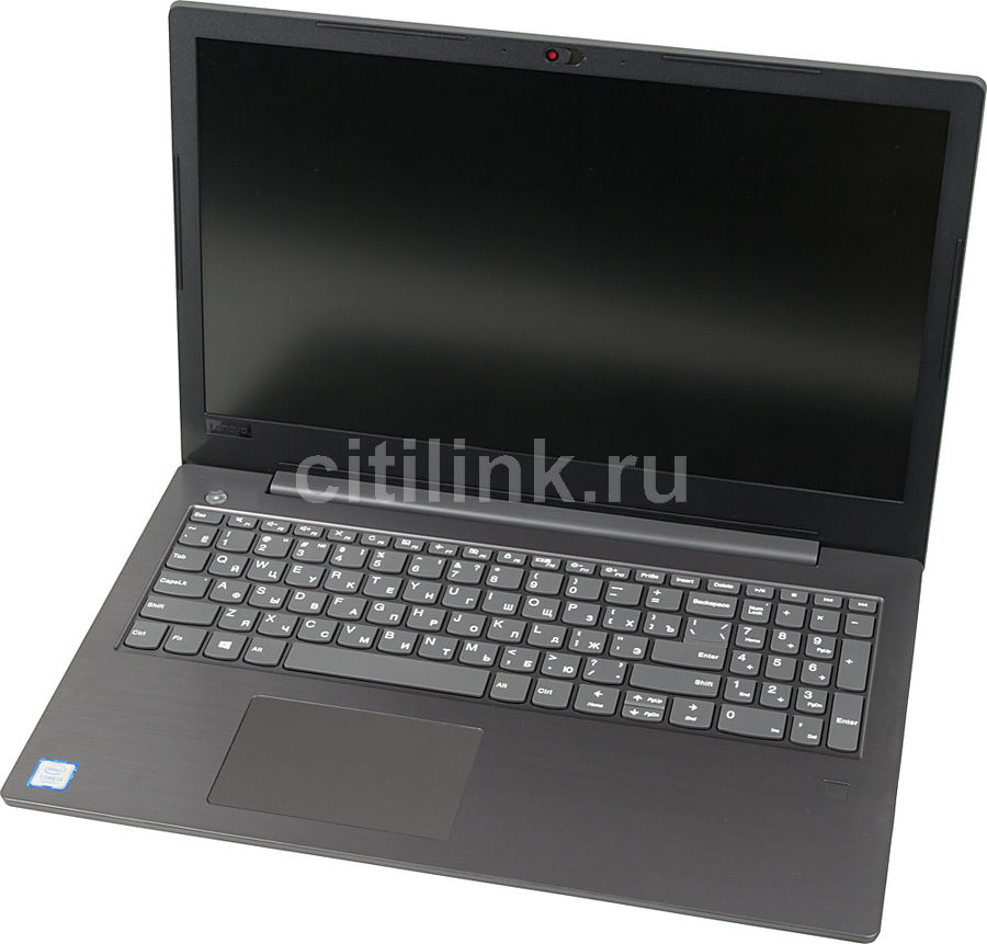 Ноутбук LENOVO V330-15IKB, 15.6, Intel Core i3 7130U 2.7ГГц, 4Гб, 1000Гб, Intel HD Graphics 620, DVD-RW, Windows 10 Professional, 81AX00DHRU, темно-серый ноутбук dell vostro 3568 15 6 intel core i3 6006u 2 0ггц 4гб 1000гб amd radeon r5 m420x 2048 мб dvd rw windows 10 professional 3568 9385 черный