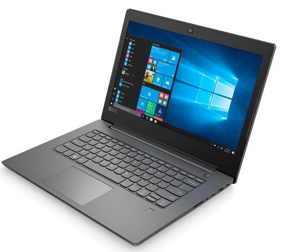 Ноутбук LENOVO V330-14IKB, 14, Intel Core i5 7200U 2.5ГГц, 4Гб, 1000Гб, Intel HD Graphics 620, Free DOS, 81B00088RU, темно-серыйНоутбуки<br>экран: 14;  разрешение экрана: 1920х1080; процессор: Intel Core i5 7200U; частота: 2.5 ГГц (3.1 ГГц, в режиме Turbo); память: 4096 Мб, DDR4, 2400 МГц; HDD: 1000 Гб, 5400 об/мин; Intel HD Graphics 620; WiFi;  Bluetooth; HDMI;  Free DOS<br>
