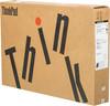 """Ноутбук LENOVO ThinkPad E580, 15.6"""",  IPS, Intel  Core i3  8130U 2.2ГГц, 4Гб, 1000Гб,  Intel UHD Graphics  620, Windows 10 Professional, 20KS007GRT,  черный вид 16"""