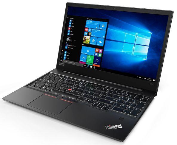 """Ноутбук LENOVO ThinkPad E580, 15.6"""",  IPS, Intel  Core i7  8550U 1.8ГГц, 8Гб, 1000Гб,  Intel UHD Graphics  620, Windows 10 Professional, 20KS006JRT,  черный"""