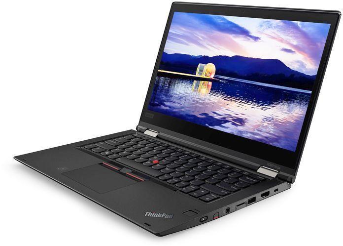 "Ноутбук-трансформер LENOVO ThinkPad X380 Yoga, 13.3"",  IPS, Intel  Core i7  8550U 1.8ГГц, 8Гб, 512Гб SSD,  Intel UHD Graphics  620, Windows 10 Professional, 20LH000SRT,  черный"