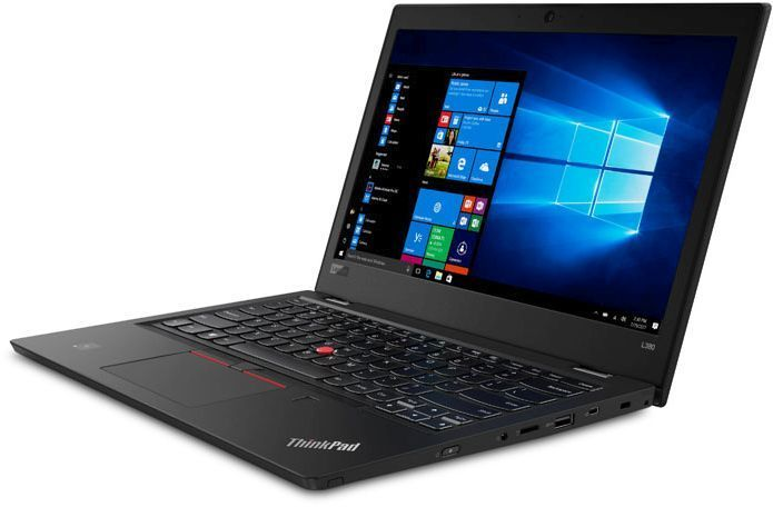 Ноутбук LENOVO ThinkPad L380 Clam, 13, Intel Core i7 8550U .8ГГц, 8Гб, 512Гб SSD,  UHD Graphics 620, Windows 10 Professional, 20M50011RT, черный