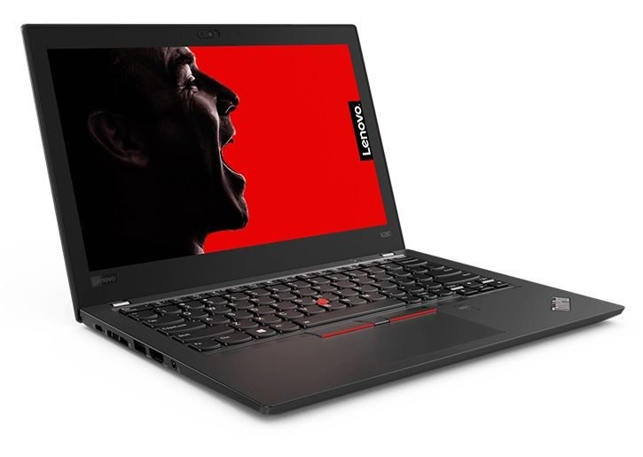 Ноутбук LENOVO ThinkPad X280, 12, Intel Core i5 8250U .6ГГц, 8Гб, 256Гб SSD,  UHD Graphics 620, Windows 10 Professional, 20KF001QRT, черный
