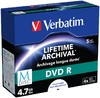 Оптический диск DVD+R VERBATIM 4.7Гб