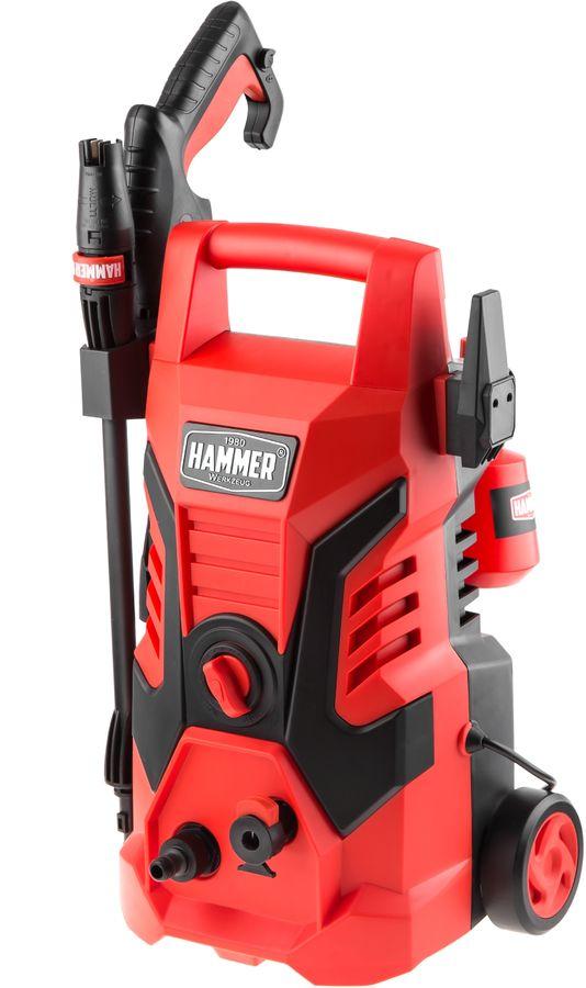 Мойка высокого давления HAMMER Flex MVD1500B [499243]