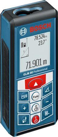 Лазерный дальномер BOSCH GLM 80 [0601072300]