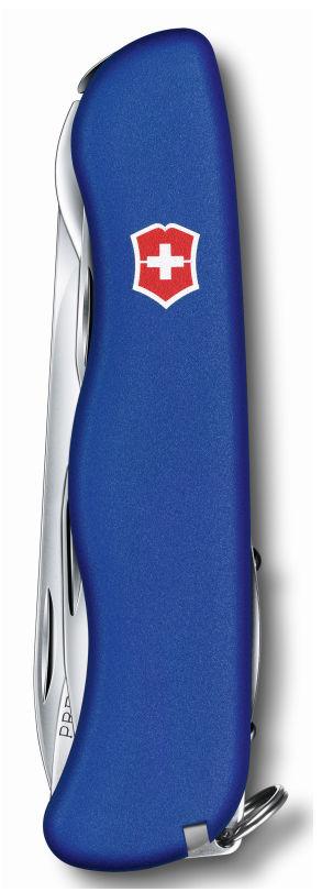 Складной нож VICTORINOX Outrider, 14 функций,  111мм, синий  [0.8513.2r]