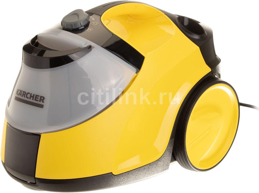 Пароочиститель KARCHER SC 5,  желтый/черный [15125300]