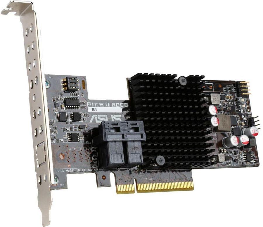 Контроллер Asus PIKE II 3008-8I (90SC05E0-M0UAY0)
