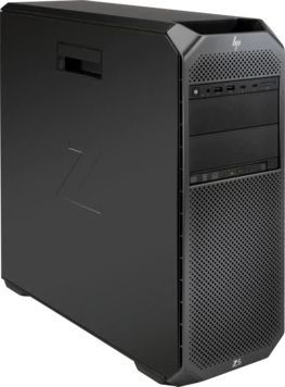 Рабочая станция HP Z6 G4, Intel Xeon Silver 4108, DDR4 32Гб, 256Гб(SSD), DVD-RW, Windows 10 Professional, черный [2wu45ea]Компьютеры<br>процессор: Intel Xeon Silver 4108; частота процессора: 1.8 ГГц (3 ГГц, в режиме Turbo); оперативная память: DIMM, DDR4 32768 Мб; SSD: 256Гб; DVD-RW<br>