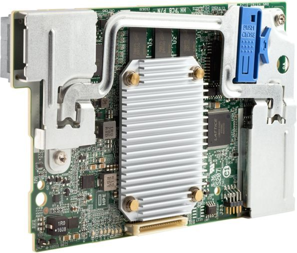 Контроллер HPE 804367-B21 Smart Array P204i-b SR Gen10 12G SAS Modular