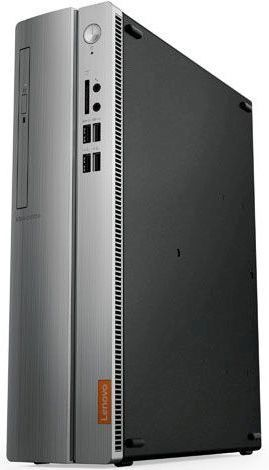 Компьютер LENOVO IdeaCentre 310S-08IAP, Intel Celeron J3355, DDR3 4Гб, 500Гб, Intel HD Graphics 500, DVD-RW, CR, Free DOS, черный и серебристый [90ga000brs] компьютер lenovo ideacentre 310 15iap intel celeron j3355 ddr3l 4гб 500гб intel hd graphics 500 dvd rw cr windows 10 черный и серебристый [90g6000jrs]
