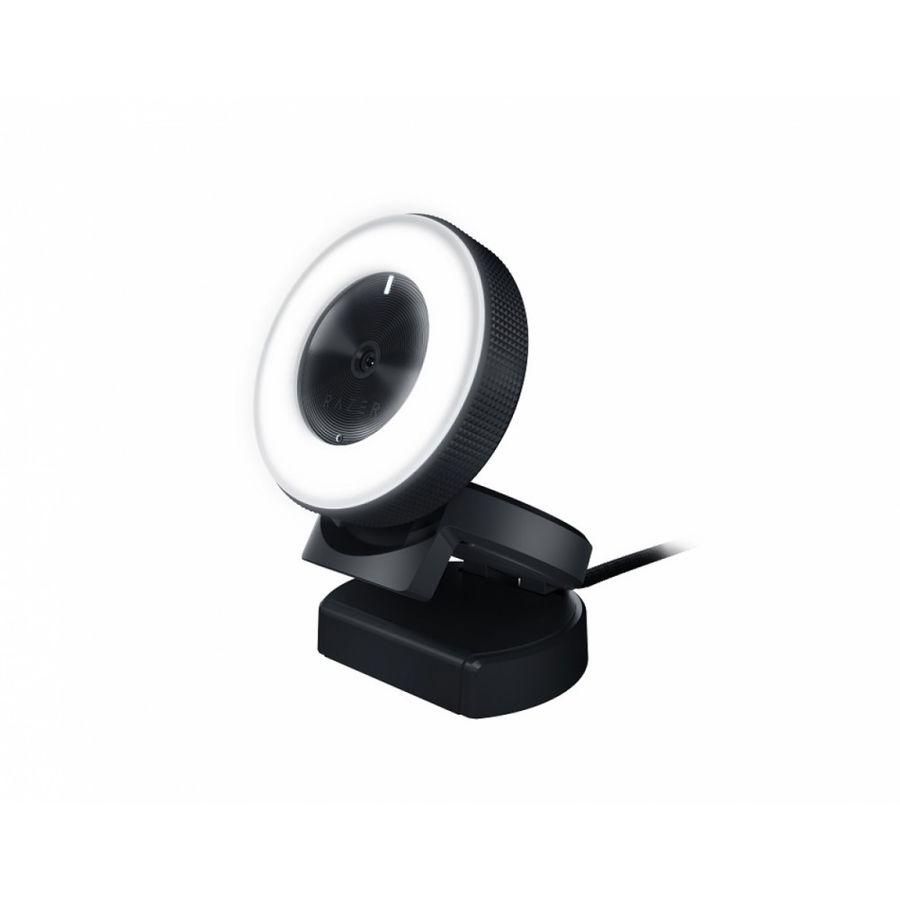 Web-камера RAZER Kiyo,  черный [rz19-02320100-r3m1]