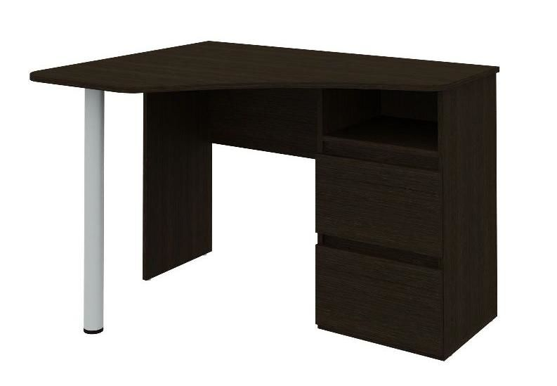 Стол компьютерный  ВАСКО Рино 207,  угловой,  ЛДСП,  венге