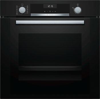 Духовой шкаф BOSCH HBB356BB0R,  черный