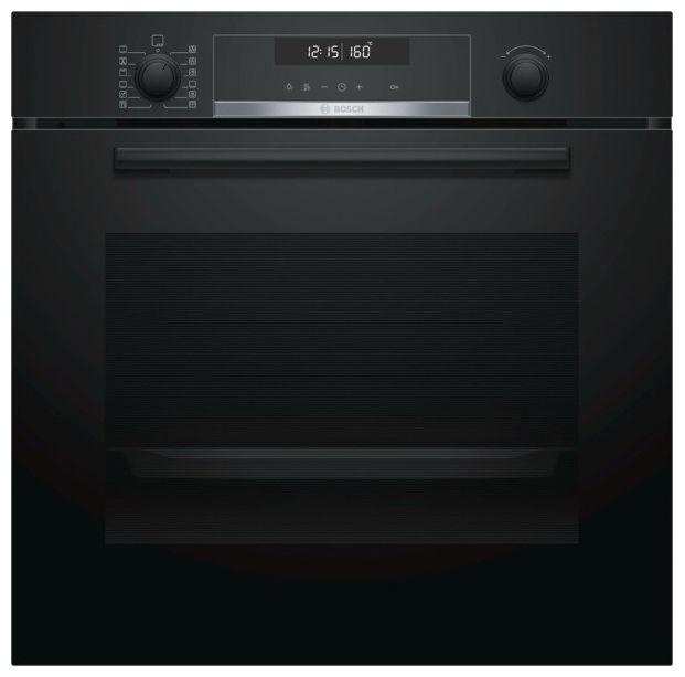 Духовой шкаф BOSCH HBG578FB0R,  черный