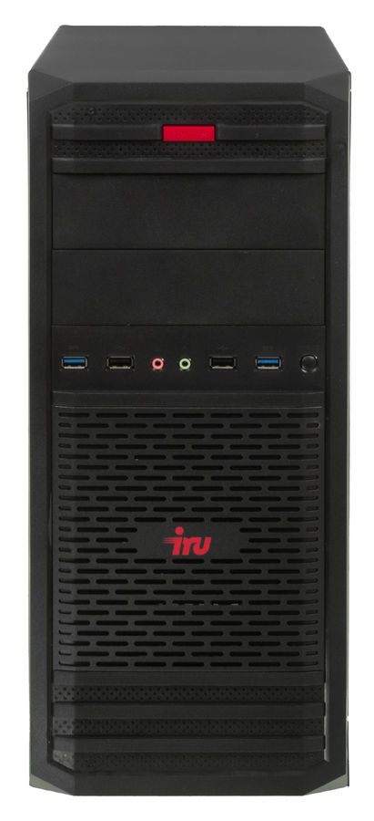 Компьютер  IRU Office 517,  Intel  Core i7  7700,  DDR4 16Гб, 240Гб(SSD),  Intel HD Graphics 630,  Free DOS,  черный [1051508]