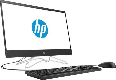 "Моноблок HP 200 G3, 21.5"", Intel Core i5 8250U, 8Гб, 1000Гб, Intel UHD Graphics 620, DVD-RW, Windows 10 Professional, черный [3va74ea]"