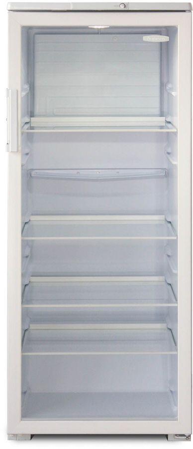 Холодильная витрина БИРЮСА Б-290,  однокамерный, белый
