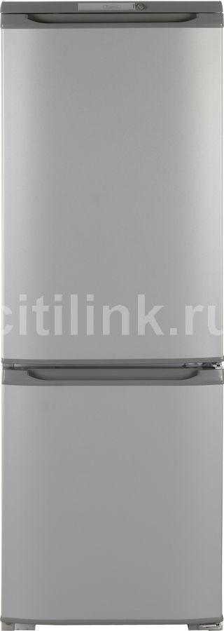 Холодильник БИРЮСА Б-M118,  двухкамерный, серебристый
