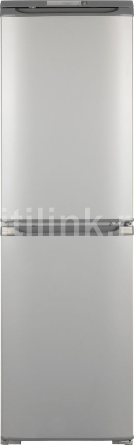 Холодильник БИРЮСА Б-M120,  двухкамерный, серебристый