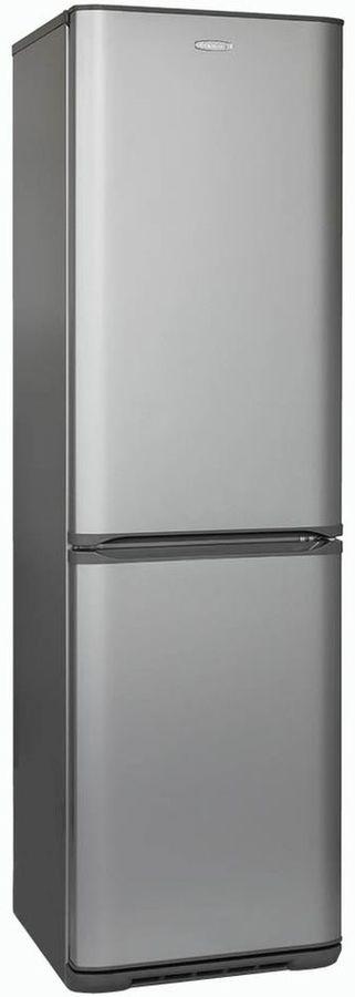 Холодильник БИРЮСА Б-M129S,  двухкамерный, серебристый