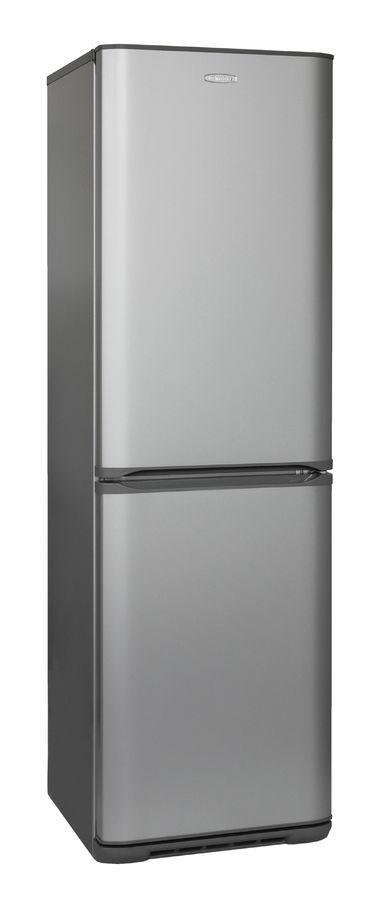 Холодильник БИРЮСА Б-М131,  двухкамерный, серебристый [б-m131]