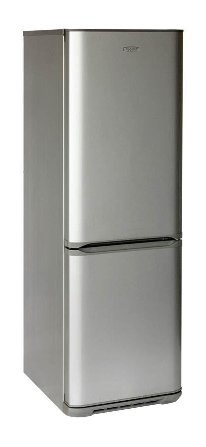 Холодильник БИРЮСА Б-M133,  двухкамерный, серебристый