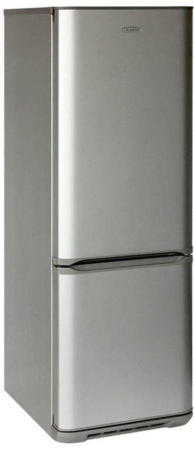 Холодильник БИРЮСА Б-M134,  двухкамерный, серебристый