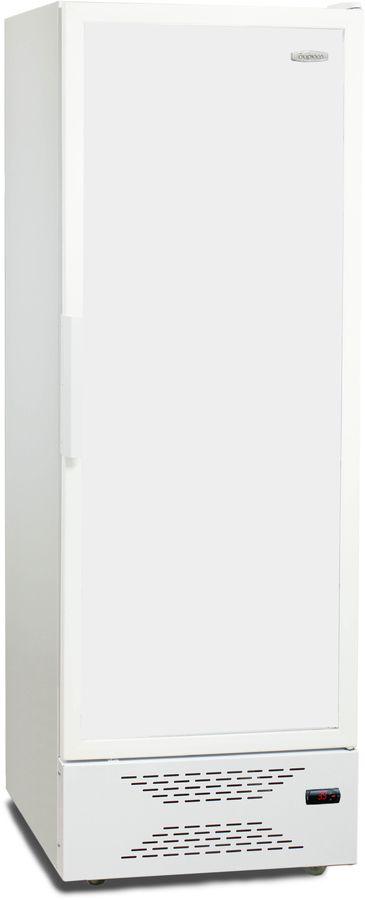 Холодильная витрина БИРЮСА Б-460DNKQ,  однокамерный, белый
