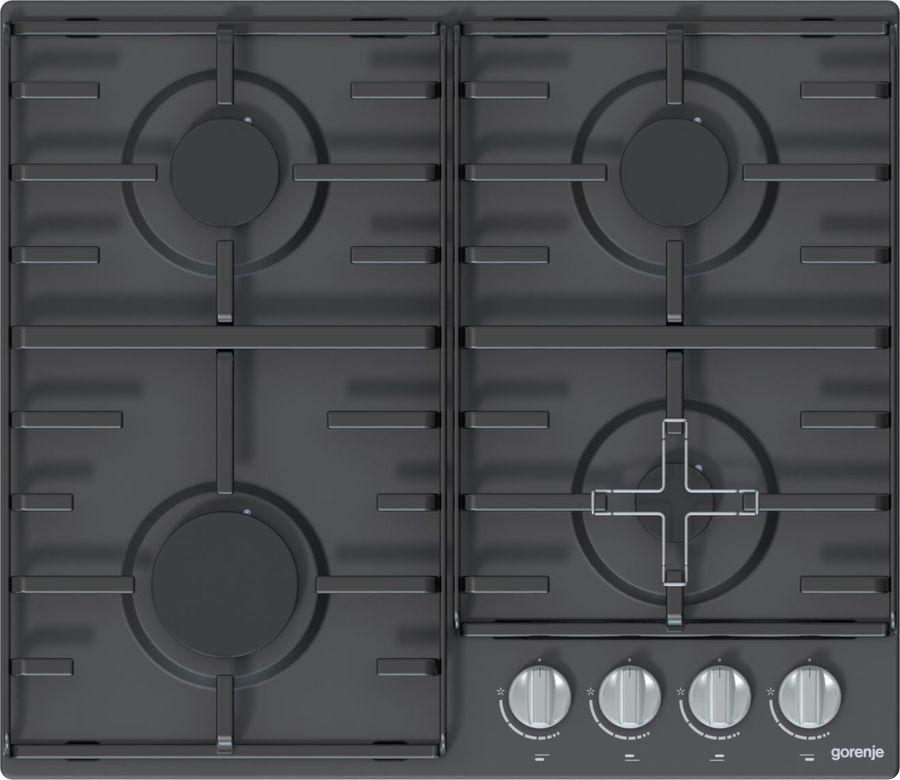 Варочная панель GORENJE G640ZMB,  независимая,  черный