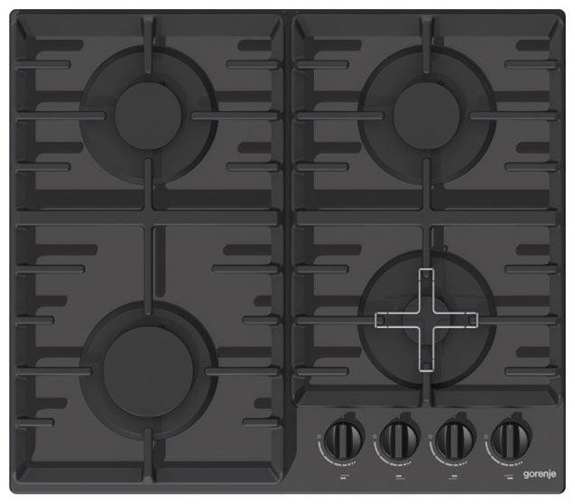 Варочная панель GORENJE GT641ZB,  независимая,  черный
