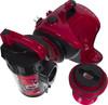 Пылесос SCARLETT SC-VC80C11, 1500Вт, красный/черный вид 6