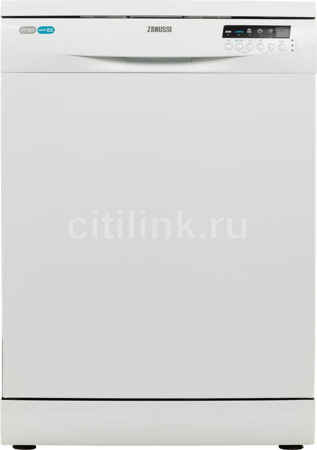 Посудомоечная машина ZANUSSI ZDF26004WA,  полноразмерная, белая
